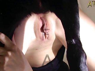 Amateur Dog porn Sexgames 3