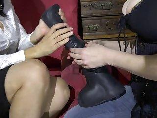Amateur Dog porn French Porn